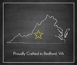 Crafted in Bedford