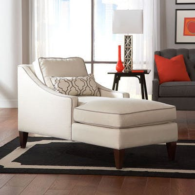 slipcover chaise