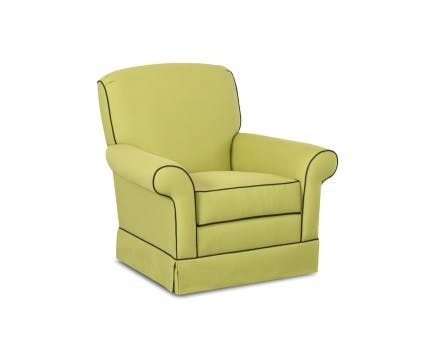 N 22 Triton Swivel Glider Rocker