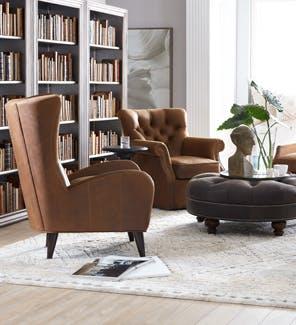 Super Furniture Ottomans Bradington Young Hickory Nc Short Links Chair Design For Home Short Linksinfo