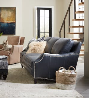 Miraculous Furniture Ottomans Bradington Young Hickory Nc Short Links Chair Design For Home Short Linksinfo