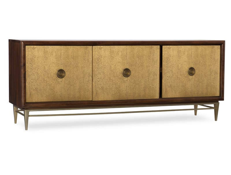 Contemporary Console Cabinet With Doors Creative
