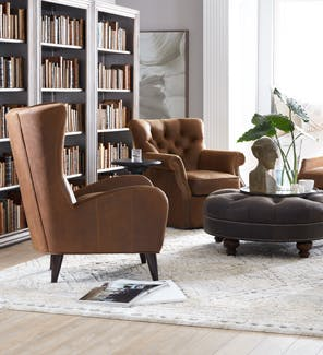 Luxurious Leather Furniture | Bradington Young