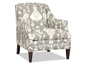 Carved Wood Chairs · Club Chairs