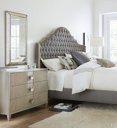 Bedroom Beds, Dressers & Nightstands   Hooker Furniture
