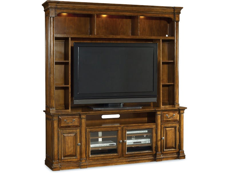 brand new 5a239 0b457 Home Entertainment Furniture & Consoles | Hooker Furniture