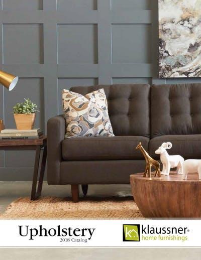 Digital Catalogs. Upholstery