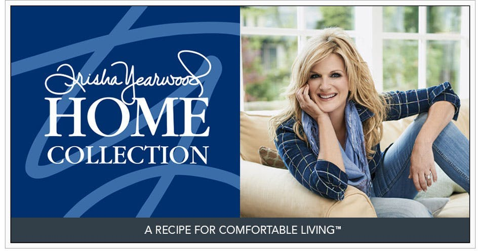 Trisha Yearwood Klaussner Home Furnishings Asheboro