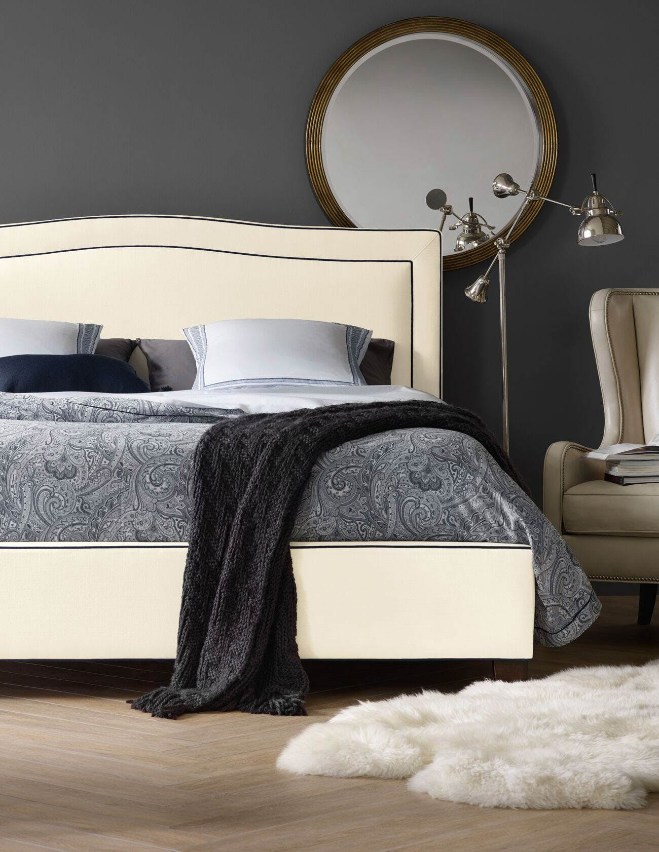 Create The Perfect Environmentcustom Upholstered Beds