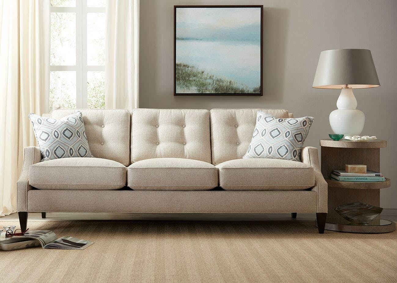 Updated Classics Trendy Transitional Home Furnishings Sam Moore