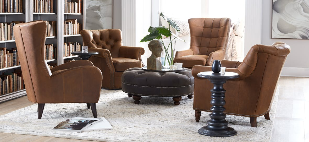 Leather Chairs Amp Recling Chairs Bradington Young