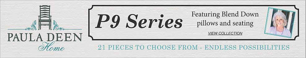 Paula Deen Design Options