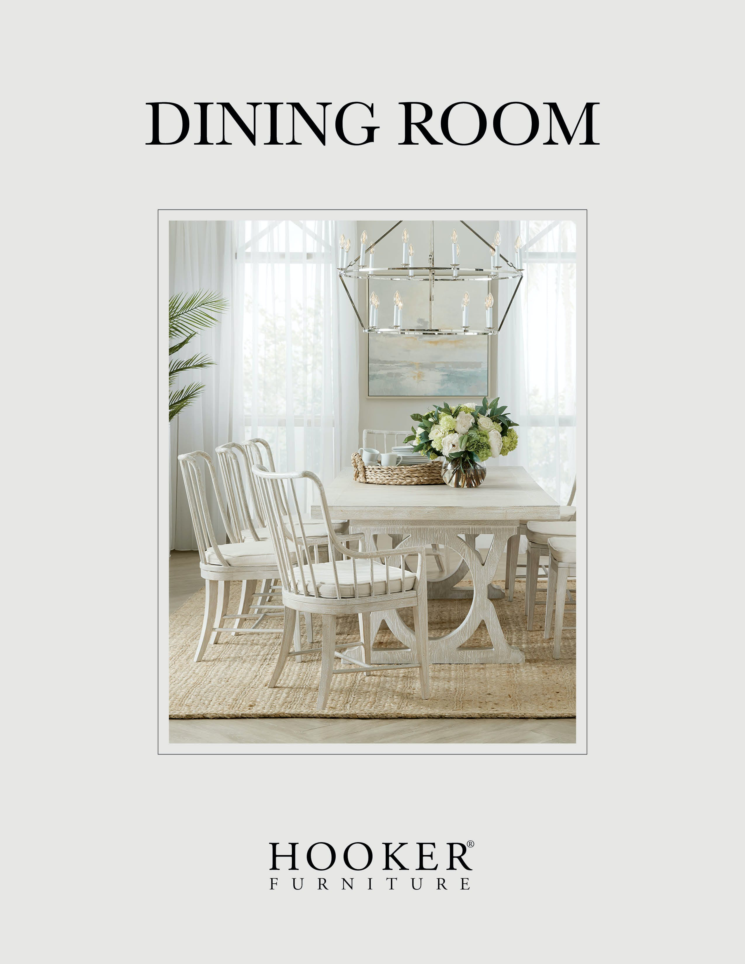 product & furniture collection catalogs | hooker furniture