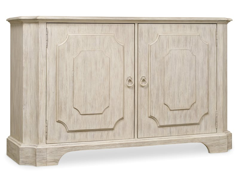 Credenza Cabinets; Stools