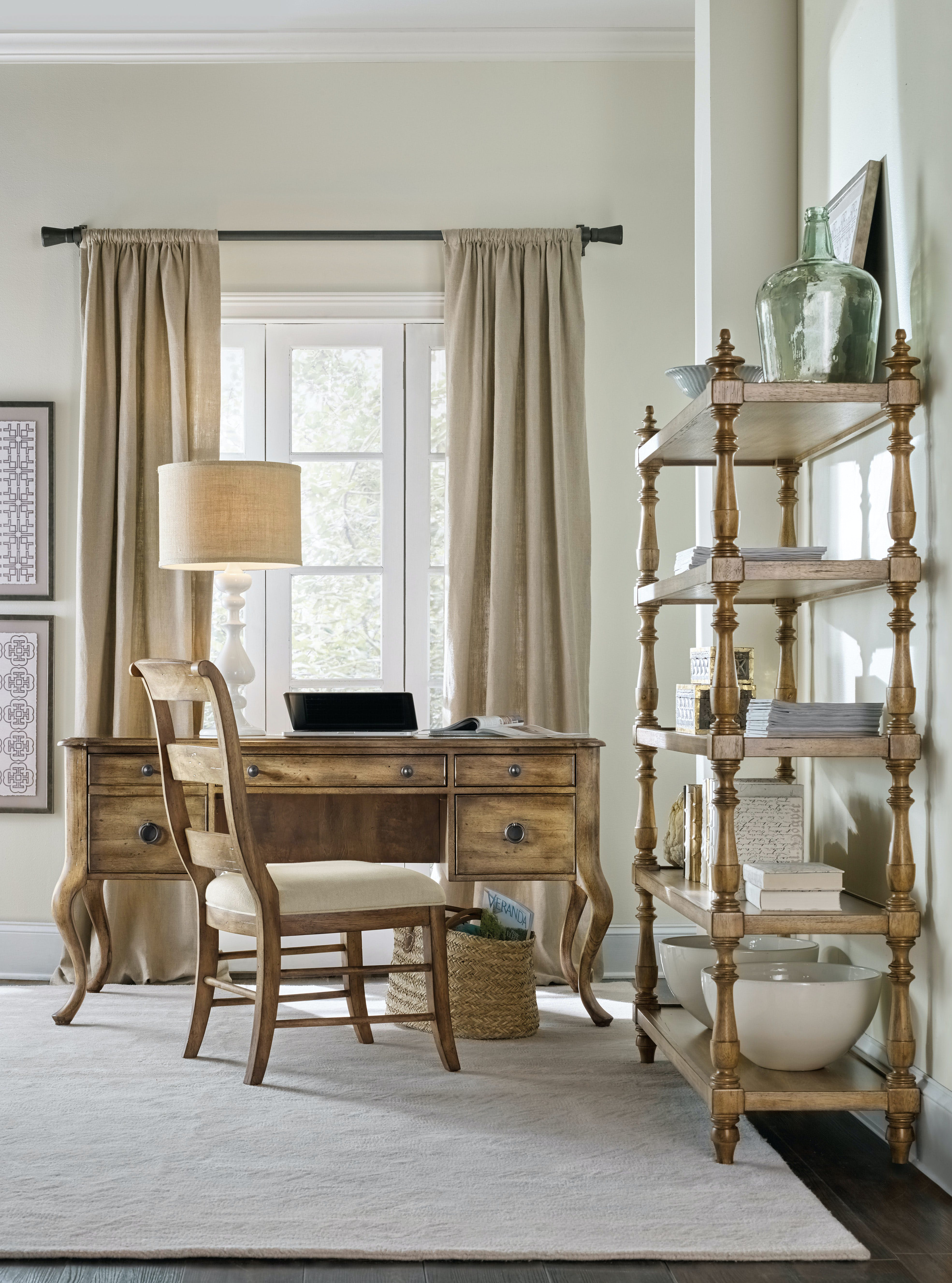 Beauty and function merge perfectly in the Archivist home office  selections  including a writing desk offered in both finishes  an executive  desk. Archivist   Hooker Furniture