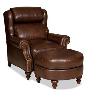 Luxury Recliners luxurious leather furniture | bradington young
